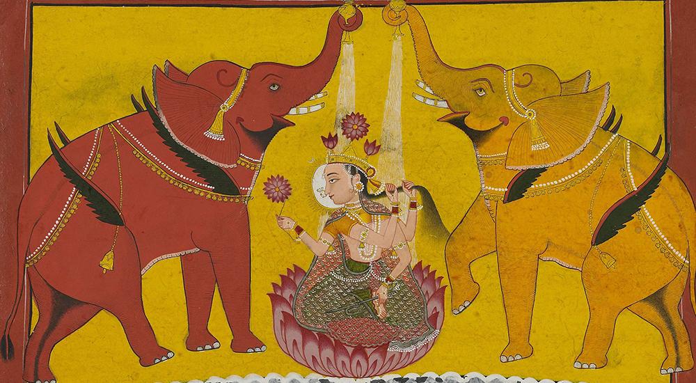 美と富の神『ラクシュミー』の真言(マントラ)とご利益・効果 一覧