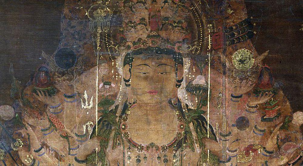 菩薩の梵字とご利益、真言 全19尊 一覧 - 梵字の画像と読み方付