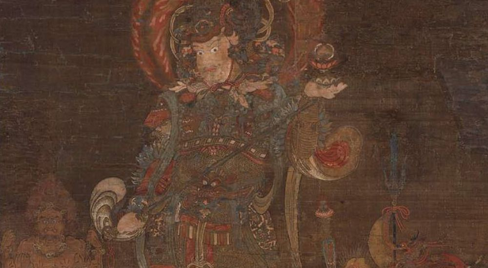 天部の梵字とご利益、真言 全20尊 一覧 - 梵字の画像と読み方付